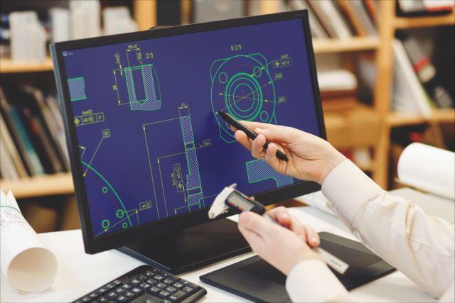 パソコンで図面を書ける!CADを導入することのメリット!