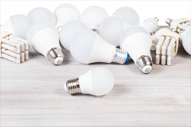 LEDのメリットはコストパフォーマンスの良さです!